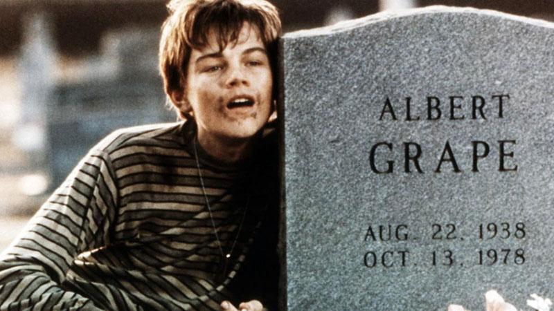 Leonardo DiCaprio, mint Arnie Grape (Gilbert Grape)