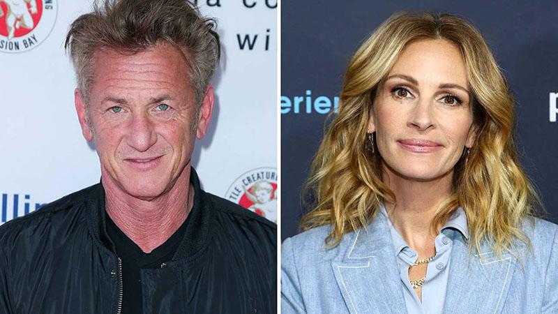 Sean Penn és Julia Roberts