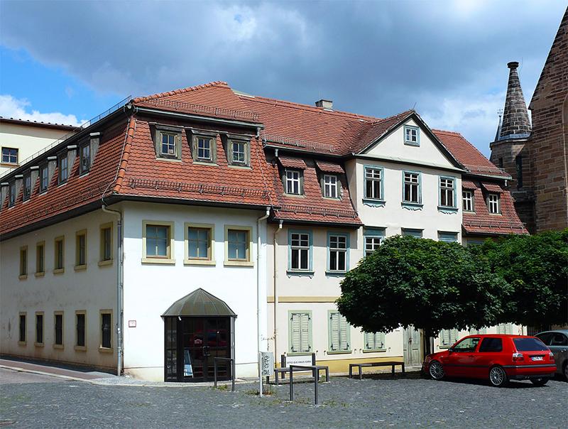 Az Otto Dix Haus Museum épülete