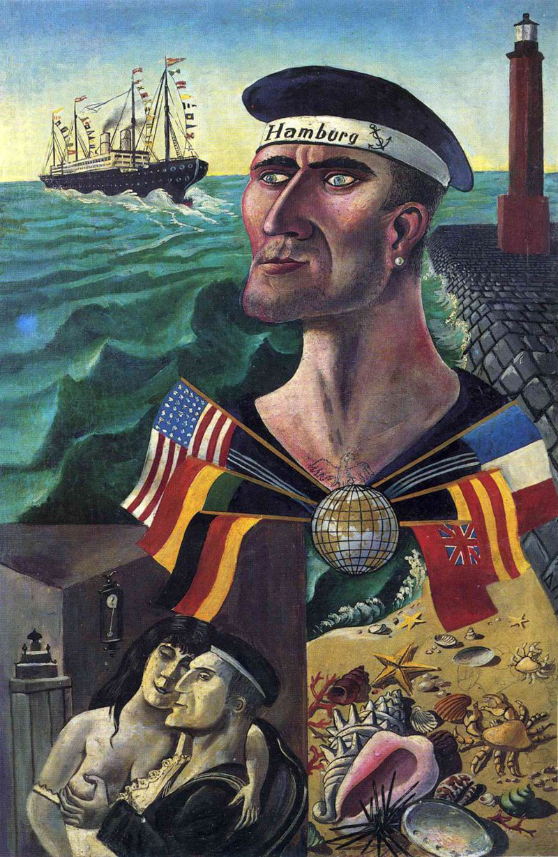 Otto Dix válogatott munkái