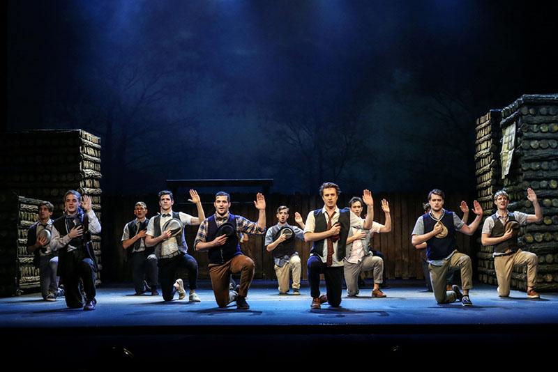 A Pál utcai fiúk eredetileg a Vígszínházban állt színpadra