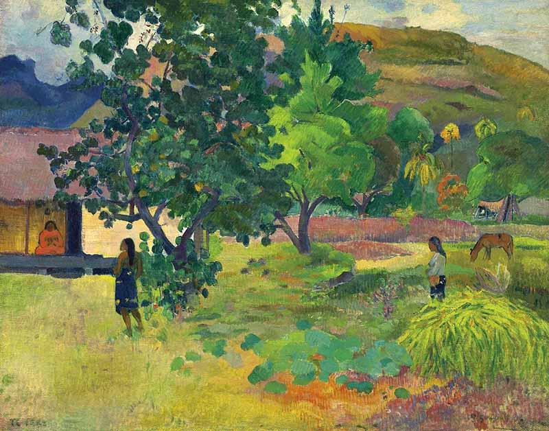 Paul Gauguin művészete