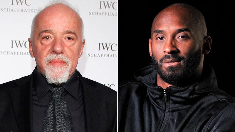 Paulo Coelho és Kobe Bryant közös kötete már soha nem jelenik meg