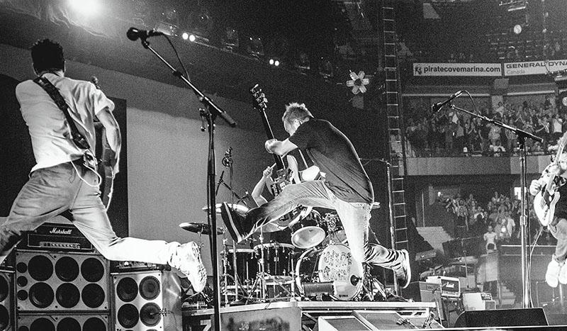 A Pearl Jam újra Budapesten