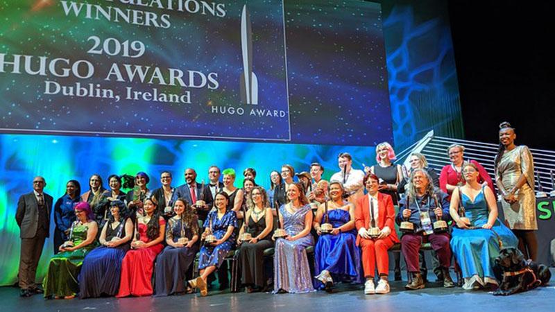 A tavalyi WorldCon Hugo-díjasai
