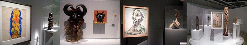 Az afrikai minták és Picasso festményei