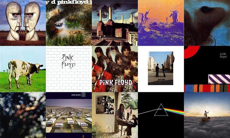 A Pink Floyd albumborítói legalább olyan híresek, mint a zenéje