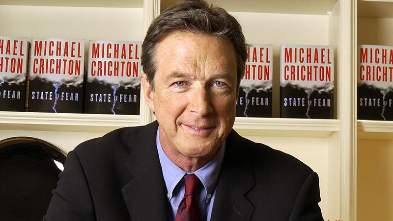 A Félelemben című regény dedikálásán 2004-ben