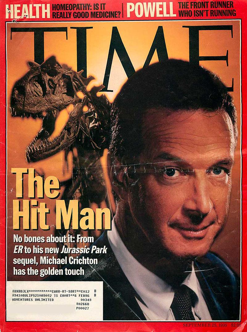 A Jurassic Park a popkultúra egyik legnagyobb nevévé tette