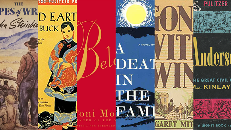 Európai regények, melyek megérdekelték volna, de nem kaphattak Pulitzer-díjat