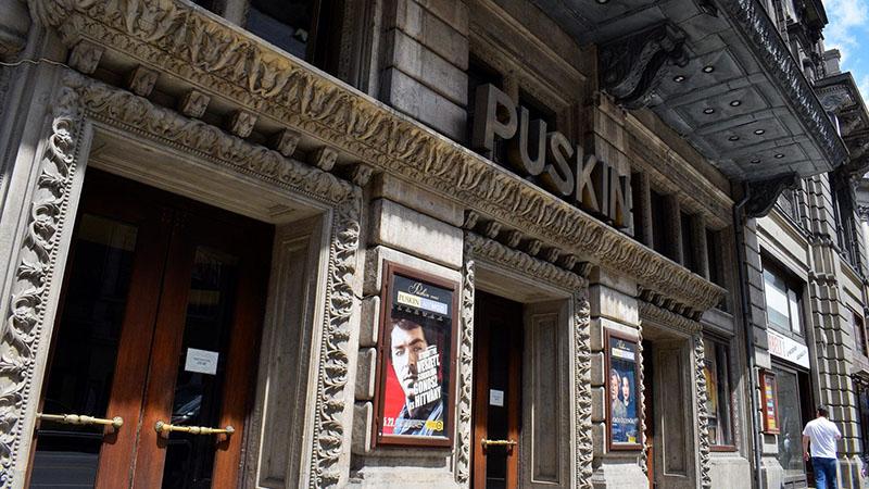 A Puskin lett a világ 10. legszebb mozija