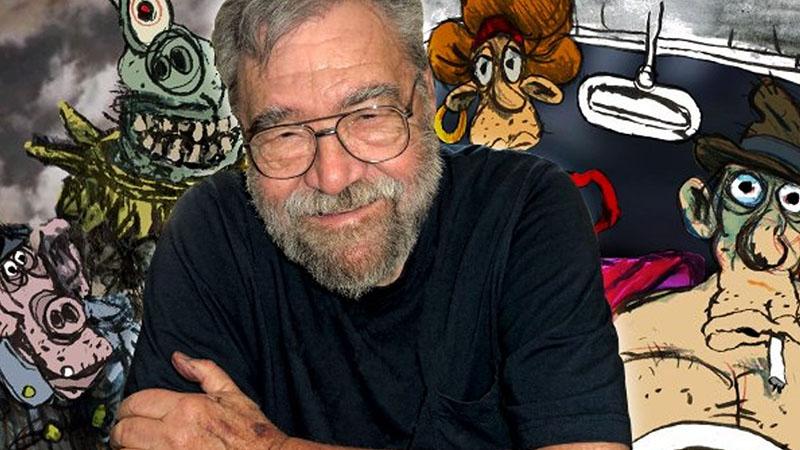 Ralph Bakshi kezében valami egészen mássá formálódott a modern rajzfilm