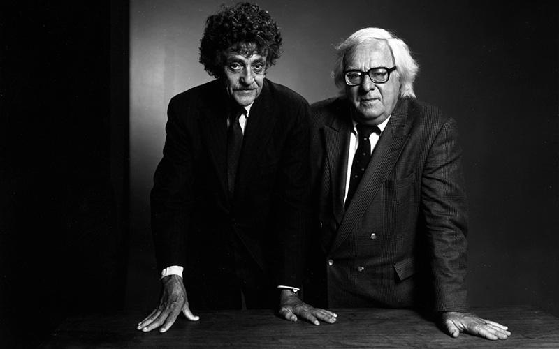 Kurt Vonnegut társaságában