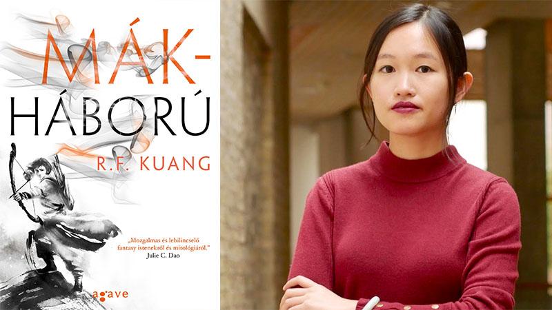 Rebecca F. Kuang Magyarországra látogat hamarosan
