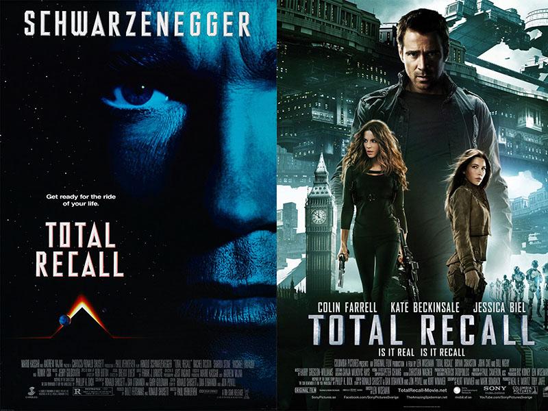 Total Recall - Az emlékmás