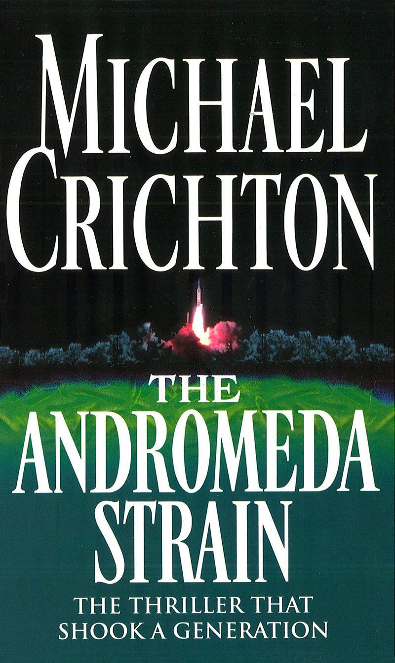 Michael Crichton: Az Androméda törzs