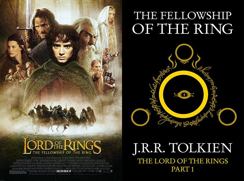 A Gyűrűk ura I. - A Gyűrű szövetsége