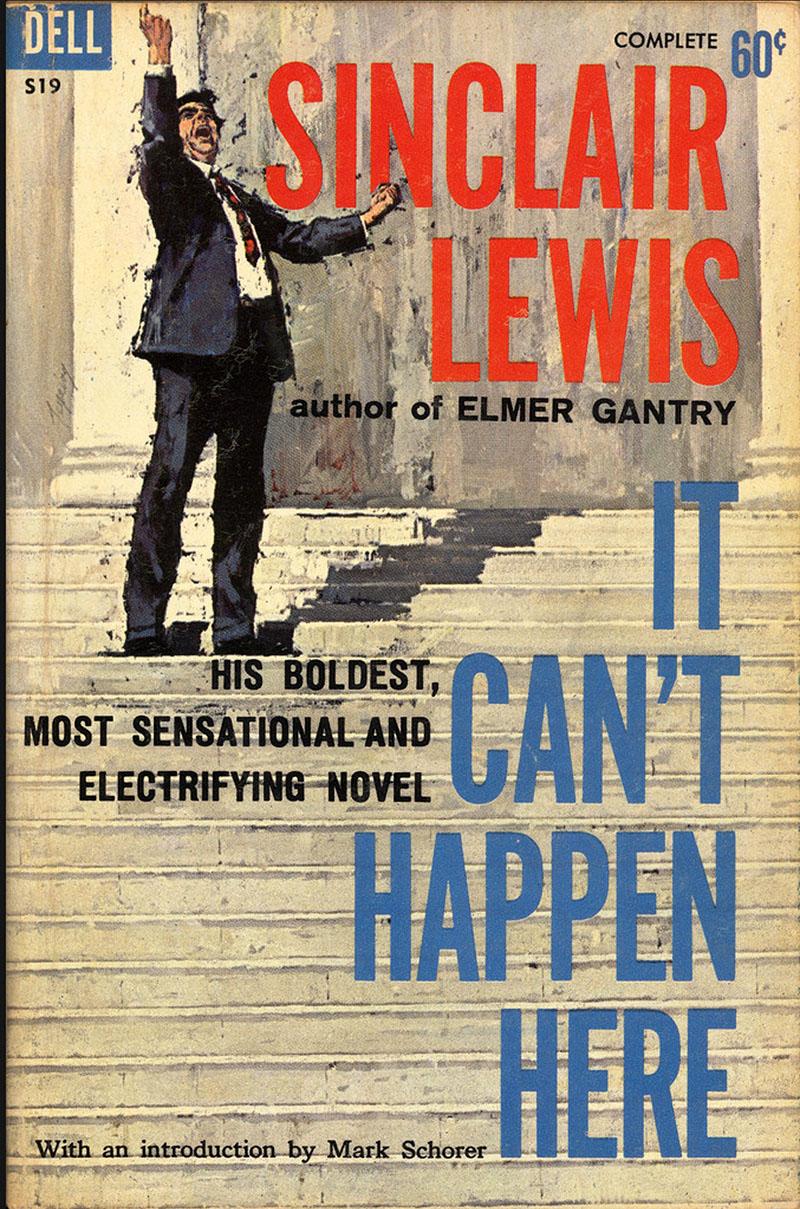 Sinclair Lewis: Ez nálunk lehetetlen