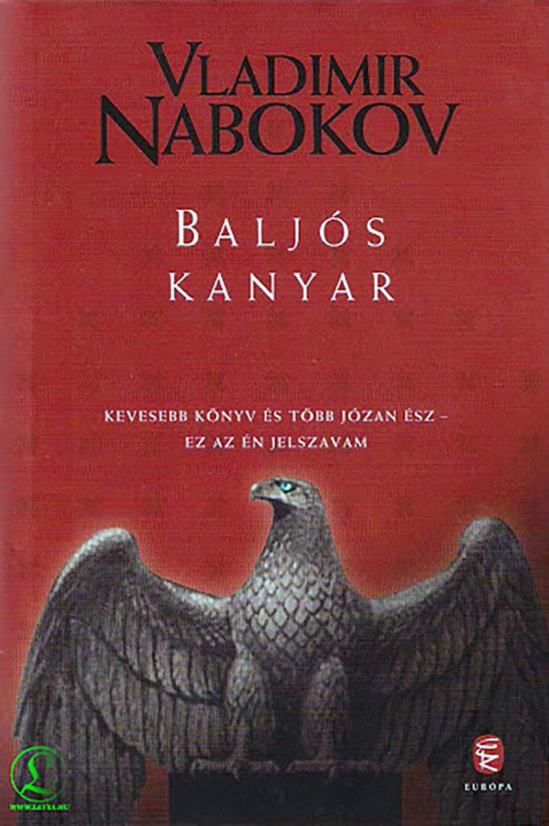 Vladimir Nabokov: Baljós kanyar