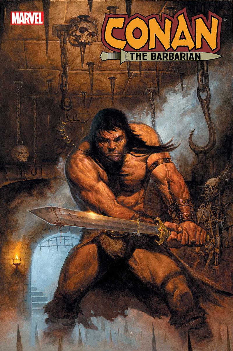 Robert E. Howard: Conan, a barbár