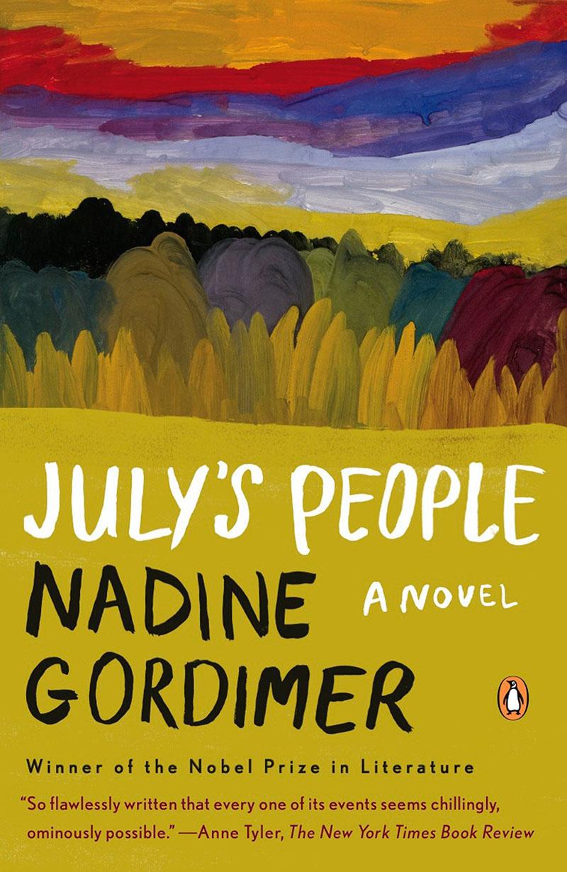 Nadine Gordimer: July népe