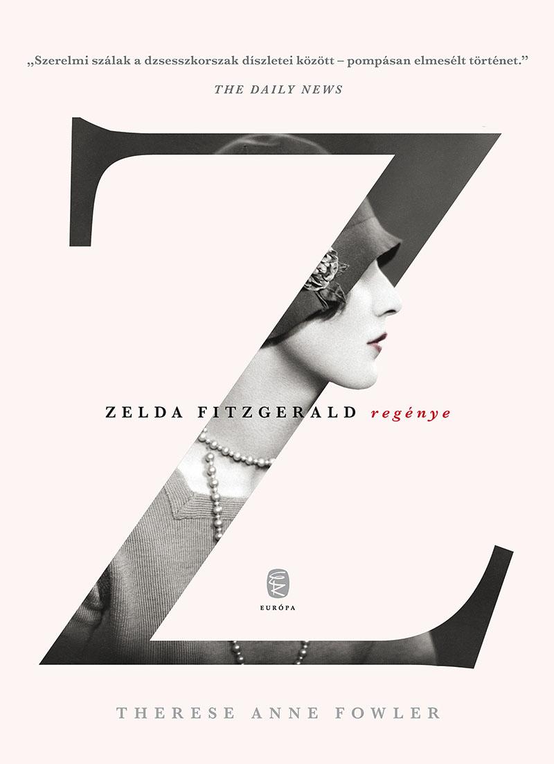 A szerző előző műve, a Z: Zelda Fitzgerald regénye