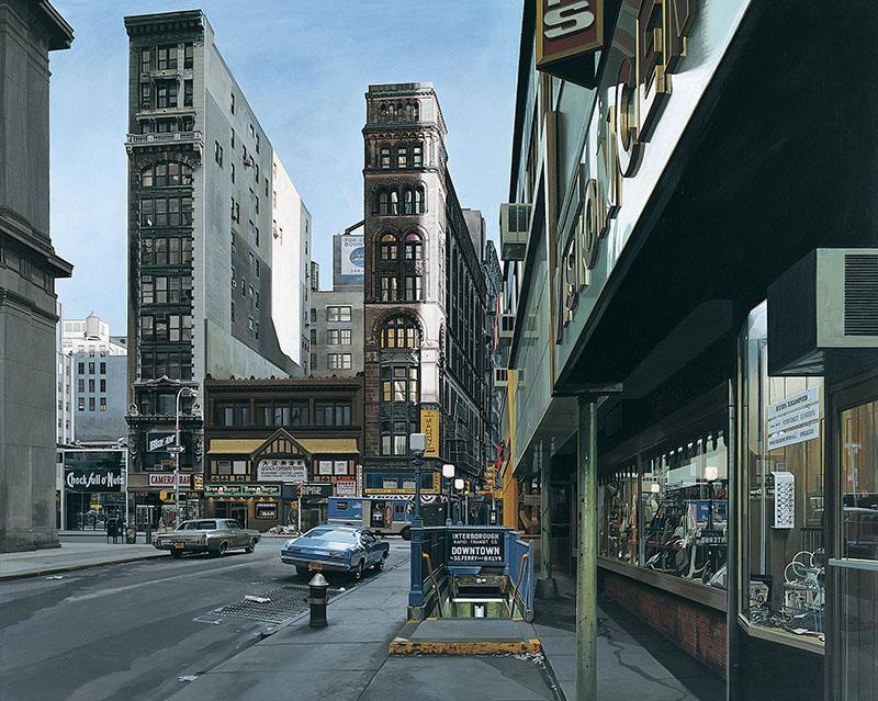 Richard Estes (1932-)