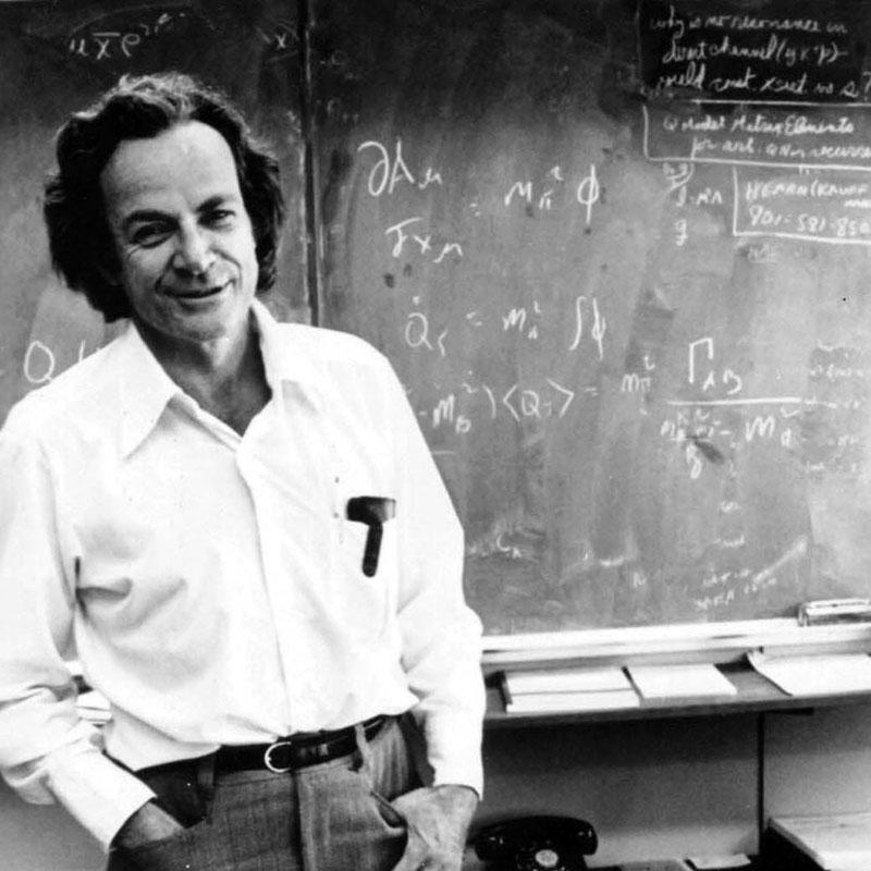 Az 1965-ös év fizikai Nobel-díjasa