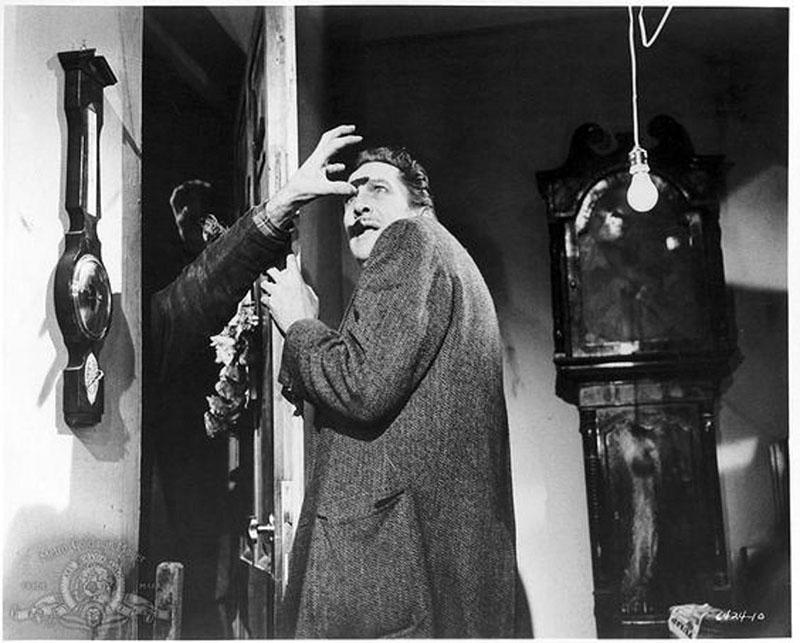 Vincent Price az első filmadaptációban