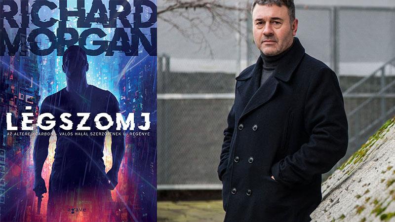 Richard Morgan és a Légszomj