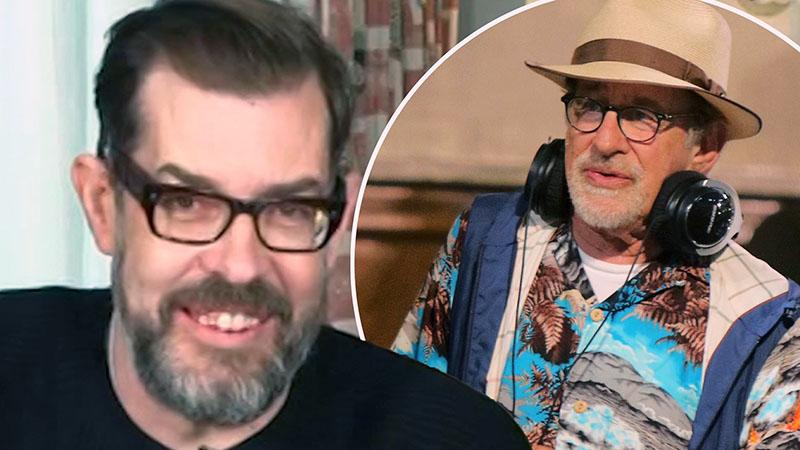 Richard Osman és Spielberg együttműködéséből valami egészen különleges sülhet majd ki