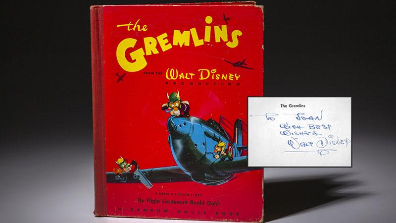 The Gremlins Roald Dahl tollából