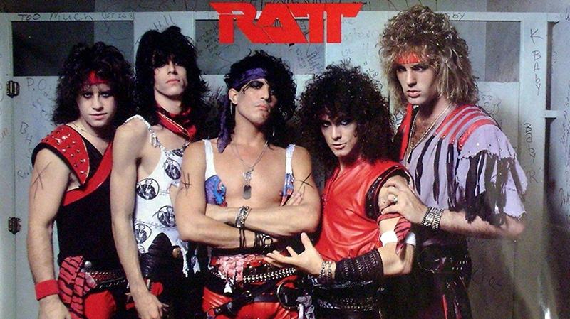 A Ratt a 80-as évek meghatározó bandája volt a Mötley Crüe mellett
