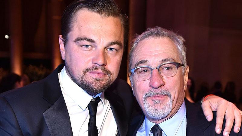 Robert de Niro sorozatgyilkos, Leonardo DiCaprio korrupt ügynök lesz