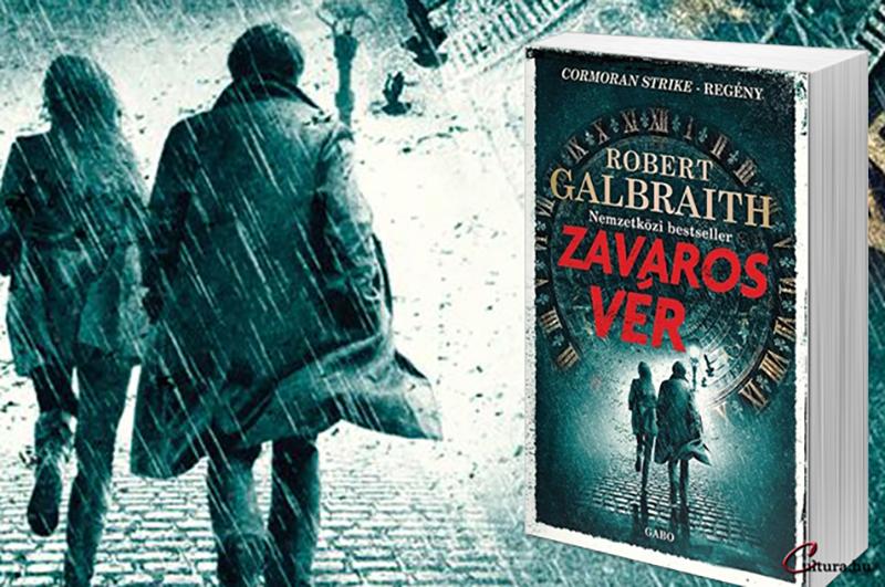 Robert Galbraith: Zavaros vér