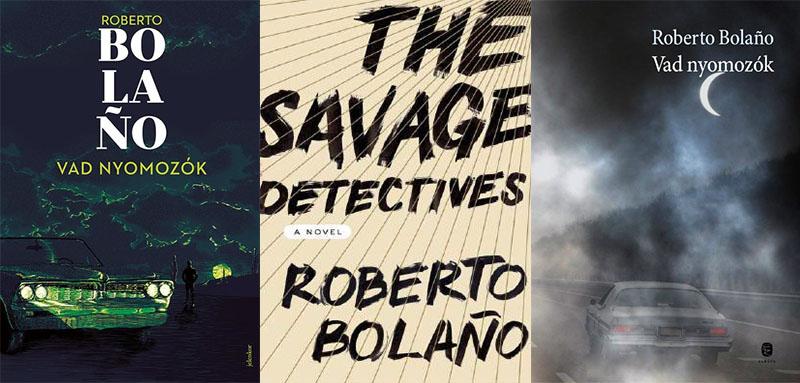 Roberto Bolaño: Vad nyomozók