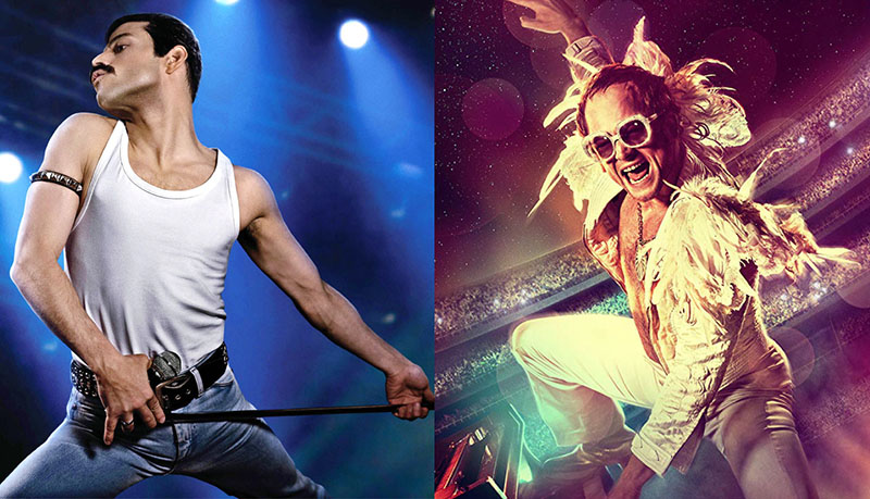 Bohemian Rhapsody vs. Rocketman