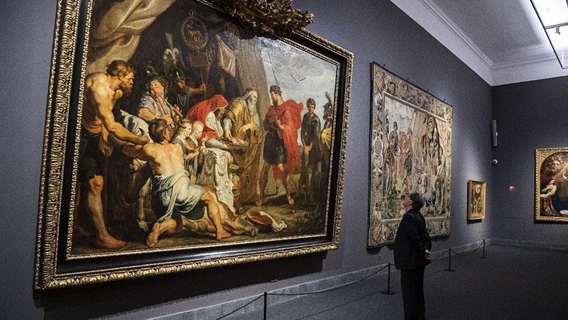 Rubens a Szépművészeti Múzeum új tárlatán