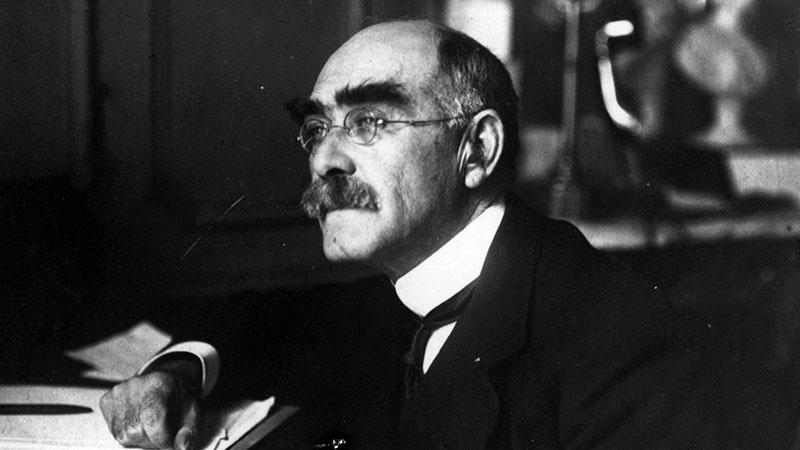 Rudyard Kipling (1865 - 1936)