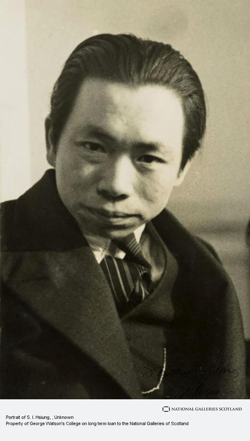 S. I. Hsiung fotója