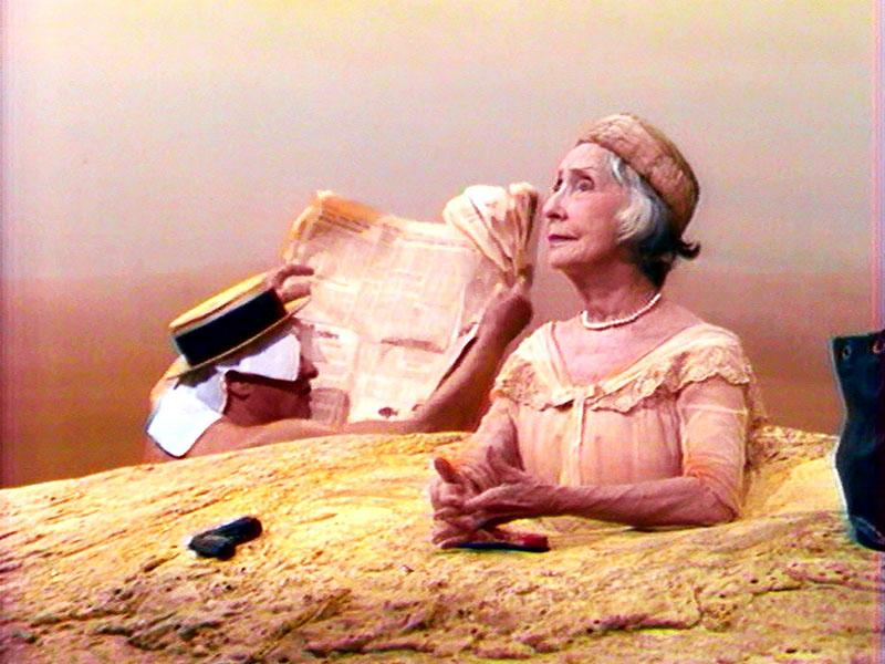 Madeleine Renaud Winnie szerepében