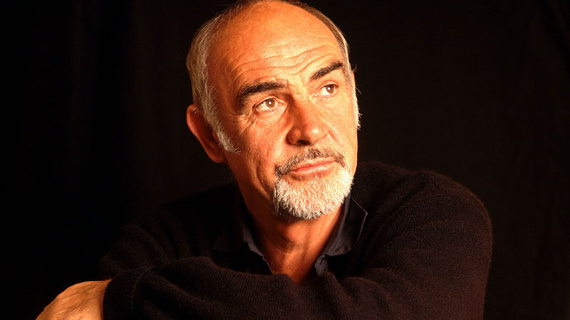 90 éves Sir Sean Connery