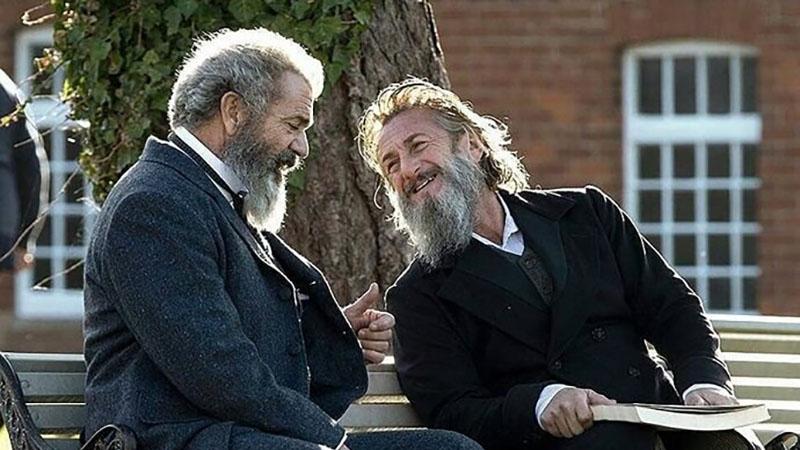 Mel Gibson (dr. Murray) és Sean Penn (dr. Minor) a történet alapján forgatott filmben
