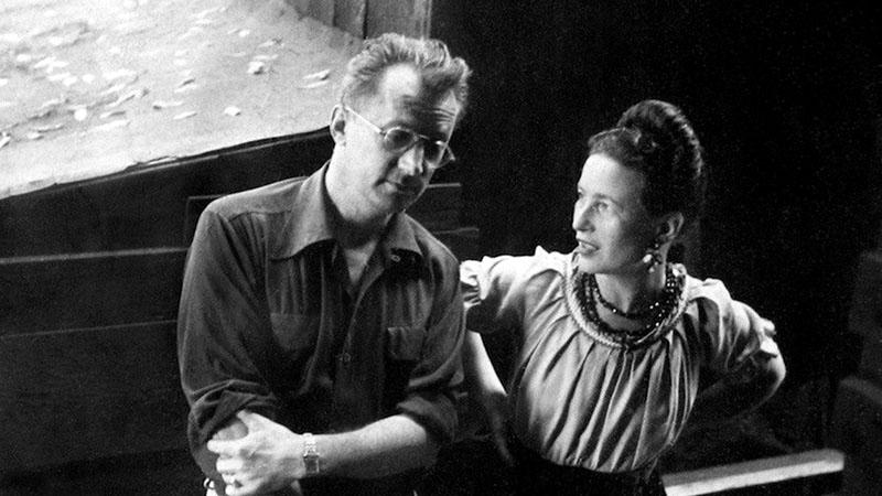 Beauvoir és Algren