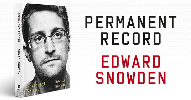Rendszerhiba címmel érkezik Snowden kötete