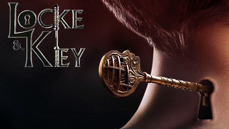 Sorozat készült a Locke & Key képregényből