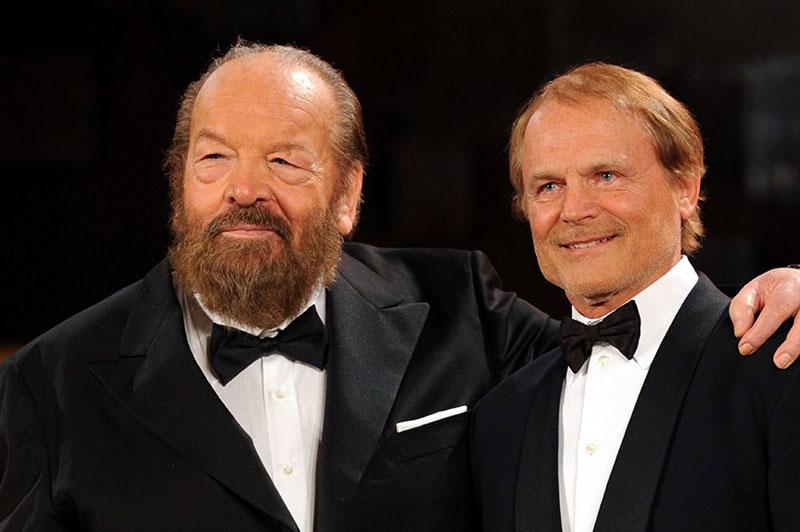 2010-ben a David Di Donatello életműdíj átvételekor jelentek meg utoljára együtt
