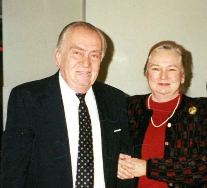 Jurij Ivanovics Nosenko immáron amerikai állampolgárként