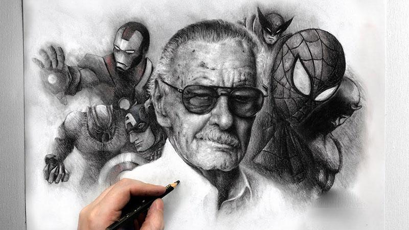 Stan Lee munkatársa saját élményei alapján írta portrékötetét