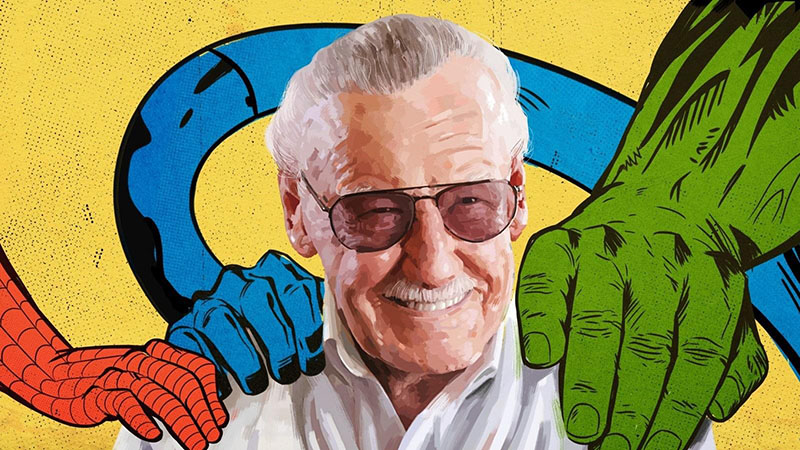 Stan Lee három évvel ezelőtt, 95 éves korában hagyott itt minket